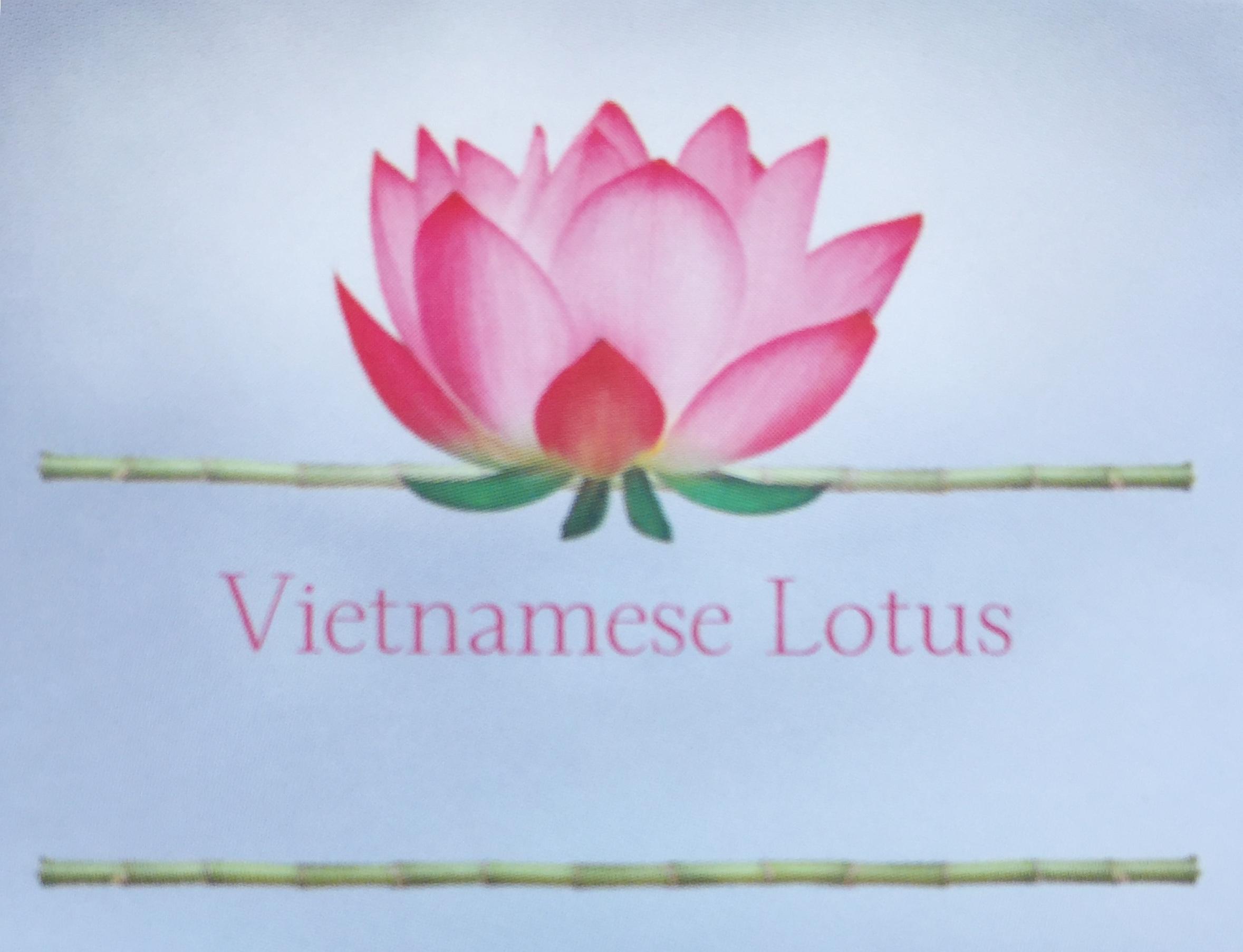 Vietnamese Lotus