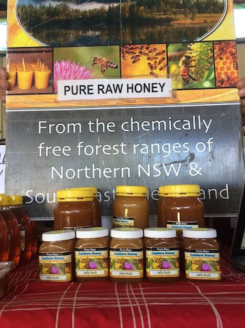 Caldera Honey